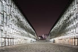 Ewha Womans University - Dominique Perrault Architecture