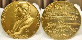 Médaille Franklin