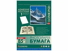 Самоклеящаяся <b>бумага Lomond</b> для этикеток, глянцевая <b>A4</b>, (210 ...