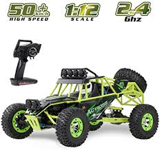 GoolRC WLtoys 12428 RC Car, 1/12 Scale 4WD ... - Amazon.com