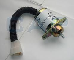aliexpress com buy start shut off solenoid switch 3 wires for start shut off solenoid switch 3 wires for kubota 05 seires tractor 17454 60010