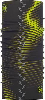 <b>Бандана Buff Reflective</b> R-Optical Yellow Fluor, цвет: желтый ...
