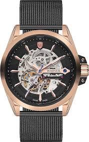 <b>WAINER WA</b>.25175-<b>C</b> купить наручные <b>часы</b> по низкой цене