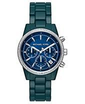 <b>Women Chronograph Watches</b> $150 - Macy's