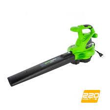 <b>Воздуходувка</b>-<b>пылесос Greenworks GBV2800</b> 2800W 2402707 ...