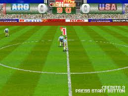 Tecmo World Cup Millennium (Mame)