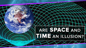 Image result for the illusion of time and space