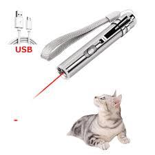 <b>Chase Cat</b> Toy Rechargeable Multi Pattern <b>Funny</b> Mini Flashlight ...
