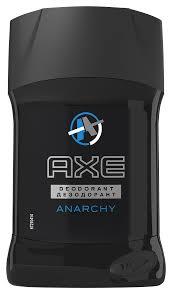 Купить <b>Дезодорант</b> стик <b>Axe Anarchy</b>, 50 мл по низкой цене с ...