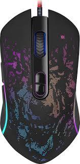 Проводная игровая <b>мышь Defender Witcher GM-990</b> RGB, 7кнопок ...