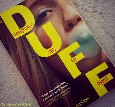 the duff book vs movie