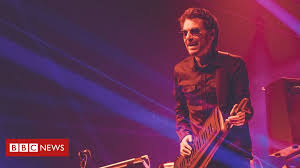 <b>Jean</b>-<b>Michel Jarre</b> launches 'infinite album' - BBC News