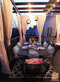 deck decorating ideas drapes provide privacy when needed blog 3 deck accent lighting