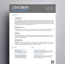 simple graphic design resume kukook simple designer resume template