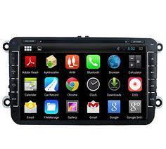 """<b>7</b>"""" <b>1Din</b> Head Unit <b>Car</b> DVD GPS Navigation w/ Radio Bluetooth ..."""