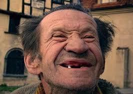 funny-ugly-lady-hilarious-smile-pics | Bajiroo.com via Relatably.com
