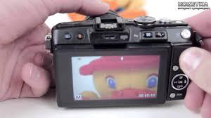 <b>Фотоаппарат Olympus PEN</b> Lite E-PL5 - YouTube