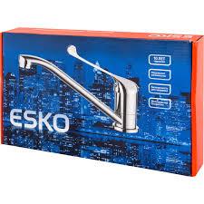 <b>Смеситель для кухни Esko</b> Dhaka локтевой, цвет хром в ...