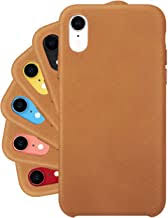 iPhone XR Leather Case - Amazon.com