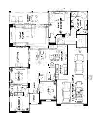 first floor  superb sample house plans house floor plan examples    trilogy at vistancia tarragona floor plan model home