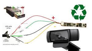 recicla webcam de laptop y conéctala por usb recicla webcam de laptop y conéctala por usb