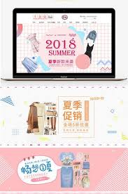 Summer fresh hit color <b>autumn and winter</b> women's banner poster ...