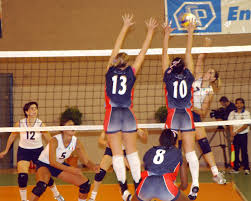 The exercise to grow taller during puberty - Volleyball ( Step 3)