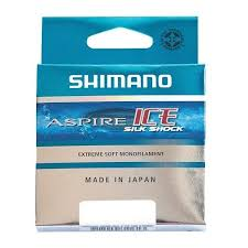 <b>Леска Shimano Aspire</b> Silk Shock Ice 50м d=0.06 купить по цене ...