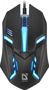 ROZETKA | <b>Мышь Defender Hit</b> MB-550 USB Black (52550). Цена ...