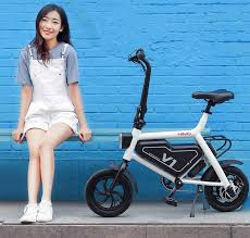 <b>Xiaomi Himo</b> V1 Foldable Electric Bicycle <b>электровелосипед</b>