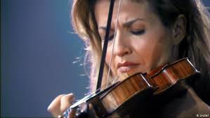 German violinist <b>Anne</b>-<b>Sophie Mutter</b> wins the Praemium Imperiale ...