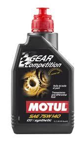 <b>Gear</b> Competition 75W-140 - <b>Motul</b>