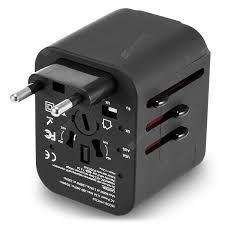 International <b>Multifunctional 4</b> USB <b>Port</b> Travel Charger Adapter ...