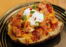 Image result for baked potato pictures