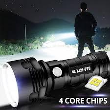 LED Flashlight High Lumens XLM <b>P70</b> Most - www.meatchell.ru