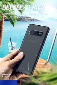X Level Transparent Case For Samsung S10 Plus <b>Hard Matte PC</b> ...