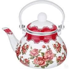Купить <b>чайники</b> цвет красные в Екатеринбурге - Я Покупаю