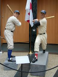 photo essay cooperstown n y 2010 part 3 waswatching com life size statutes of babe ruth