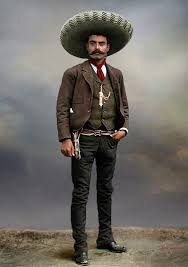 essay emiliano zapata colorized photo city  essay illustrations farmworker movement by andy zermeno a syndic emiliano zapata