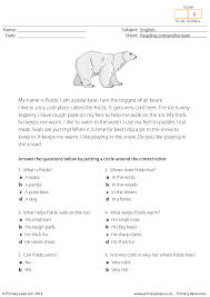 Reading comprehension multiple choice - More informationReading Comprehension Passages with Multiple Choice Questions ... Reading Comprehension Passages with Multiple Choice Questions .