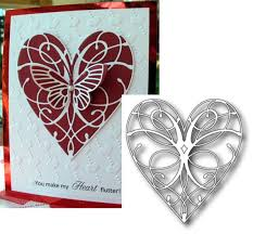 Art & Craft Supplies Beautiful Wedding <b>Lover Metal</b> Cutting Dies ...