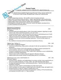resume examples industrial engineer resume resume example resume examples cv for rf engineer sample cv for engineers engineers cv formats
