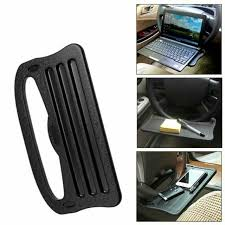 Touring & Travel <b>Car Steering Wheel Tray</b> Table Laptop Stand Work ...