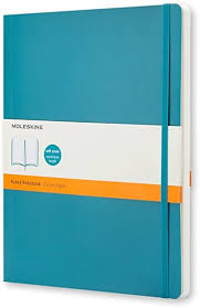 "<b>Moleskine Classic</b> Notebook, <b>Soft</b> Cover, Large (5"" x 8.25"") Ruled ..."
