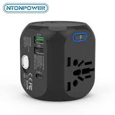 <b>NTONPOWER Universal Adapter</b> All-In-One International <b>Travel</b> ...