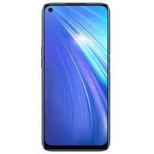 Купить <b>Смартфон Realme 6 4</b>+<b>128GB</b> Comet Blue (RMX2001) в ...