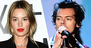 What <b>Harry Styles</b> Says About Camille Rowe on <b>Fine</b> Line Album