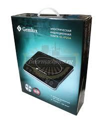 Индукционная <b>настольная плита GEMLUX</b> GL-IP20A. Купить в ...