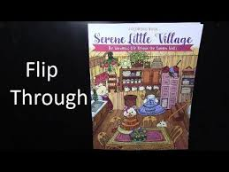 Flip Through | Serene <b>Little Village</b> - YouTube