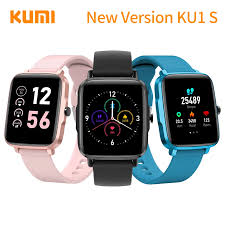 <b>KUMI KU1 S</b> Fashion BT5.0 SmartWatch Sleep Monitor 11 Sport ...
